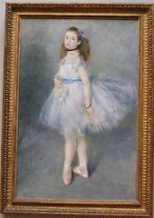 Ballerina in Art