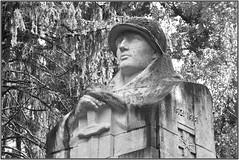 La Haute Chevauchée (Papyricko) Tags: monument mine guerre lorraine forêt soldat argonne meuse 1418 marne abris champagneardenne tranchée 19141918 entonnoir varennesenargonne lahautechevauchée lachalade