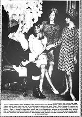 It's a mod mod world fashion show 1966  albany ny  1960s (albany group archive) Tags: its mod world fashion show 1966 albany ny 1960s oldalbany history