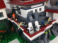 Clone Training Facility by Paul (davekaleta) Tags: trooper starwars lego clone