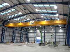 Double Girder Gantry Crane from Granada Cranes