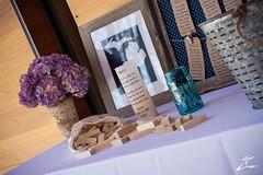 Guest Blocks (MjZ Photography) Tags: wood flowers wedding guests dj treehouse reception blocks guest jenga djing guestbook guestlist johnballzoo zhem djzhem bisselltreehouse