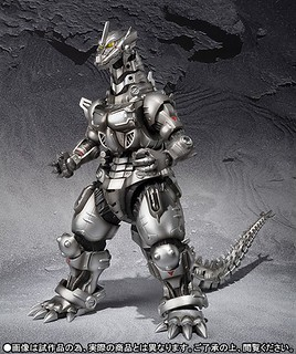 S.H.MonsterArts 3式機龍(重武裝型/高機動型)