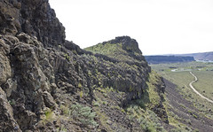umatilla rock - climbing (russell elbert) Tags: umatillarock