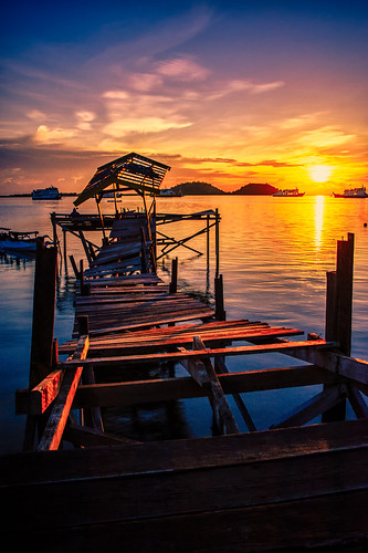The Broken Pier, Sumbawa