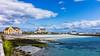(alliance1) Tags: ireland color beach clouds buildings harbor 2012 16x9crop summicron35mmasph leicam9