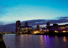 #manchester #salfordquays #lumixg #nightcity #lights (aleksey82) Tags: manchester lights salfordquays nightcity lumixg