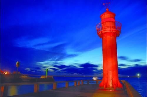 le phare de Boulogne-sur-Mer