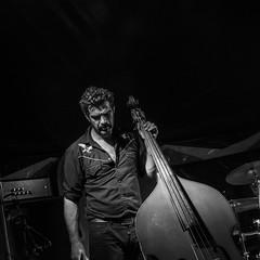 JOHNNY MONTREUIL (jean-fabien) Tags: portrait blackandwhite bw 6x6 rock square concert noiretblanc live rocker fujifilm 93 montreuil carr banlieue contrebasse 500x500 seinesaintdenis rockeur johnnymontreuil