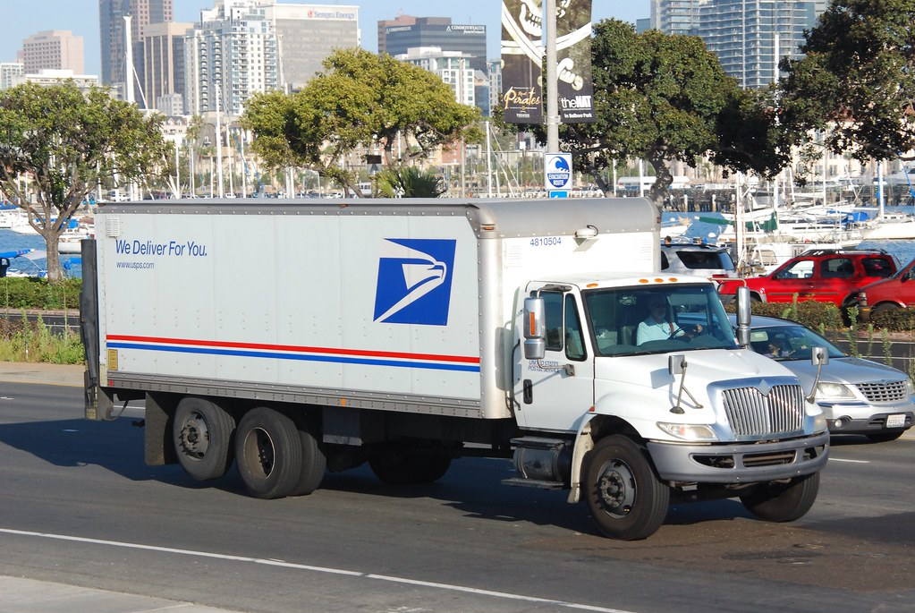 The World's newest photos of mailtruck and usps - Flickr