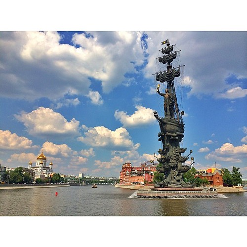 Москва ©  Michael Grech