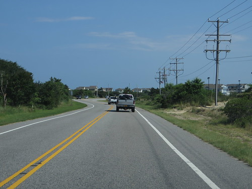 Currituck, North Carolina, Highway 12