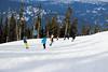 Sunny snowboard Park days