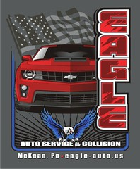 "Eagle Auto Service and Collision - McKean, PA • <a style=""font-size:0.8em;"" href=""http://www.flickr.com/photos/39998102@N07/14325476131/"" target=""_blank"">View on Flickr</a>"