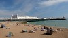 Brighton Pier (Andrew Stawarz) Tags: sea beach pier sand nikon brighton coastal eastsussex nikoncapturenx d800e 1635mmf4gedafsvrnikkor