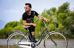 Photo Shoot for Basit Omid (naimatrawan) Tags: afghanistan male pose photography glasses photo model nikon modeling style cycle afghan kabul rawan naimat d7100