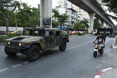 20140524-anti coup day 2-32 (Sora_Wong69) Tags: thailand bangkok military protest soldiers anti activist politic coupdetat martiallaw