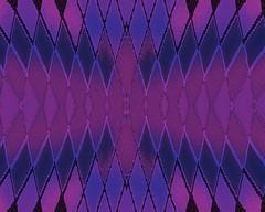 Pattern Abstract (seeviewer) Tags: pink blue wallpaper abstract art geometric effects pattern play purple background diamond
