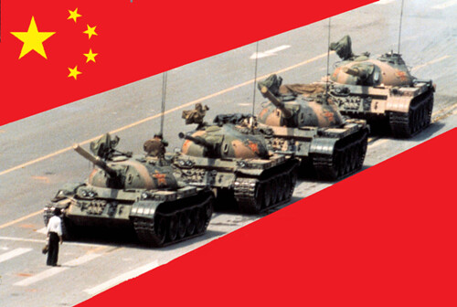 Tank Man by Mike Licht, NotionsCapital.com, on Flickr