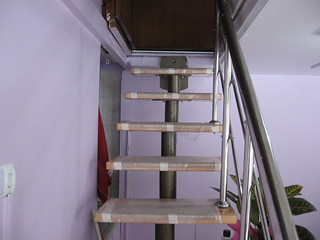 Omurga merdiven Bürüngüz EMlak