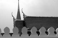 Wat Phrakaew,Bangkok (sentsim) Tags: travel temple bangkok buddha wat emerald phrakaew