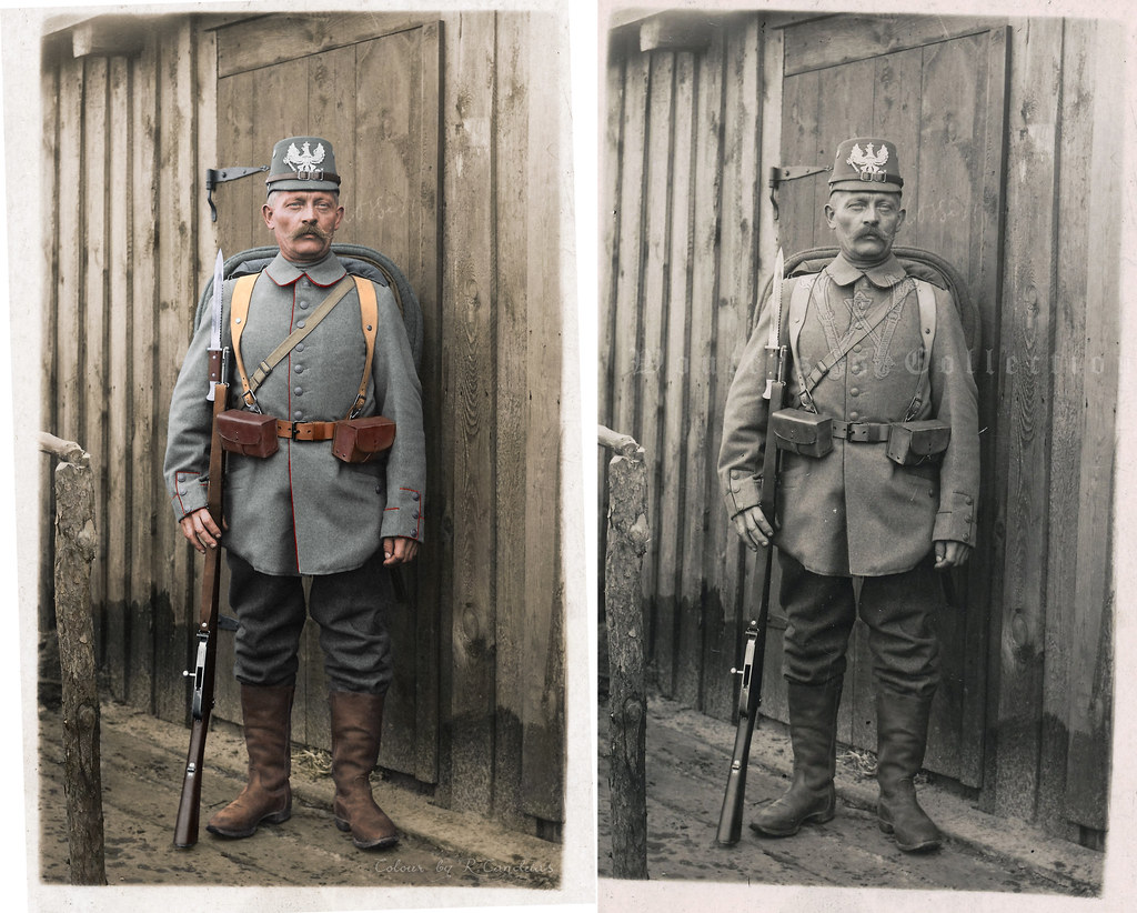 The World's most recently posted photos of colorizations and wwi