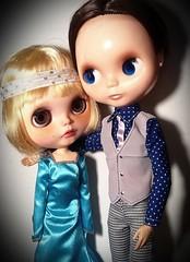 Maisie and David (Prince Edward)