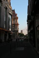 L'Htel de Ville et Notre-Dame-4 (So_P) Tags: sunset paris church temple soleil juin cathedral coucher kathedrale notredame cathdrale 18 rue notredamedeparis hteldeville cattedrale bhv
