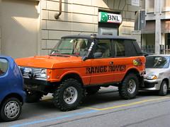 cars torino 4x4 rangerover