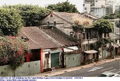 2007-02-16 146 buildings by the Taipei Bridge A (Badger 23 / jezevec) Tags: roc taiwan taipei formosa  taipeh kina  2007  jezevec  republicofchina  taibei    republikken  tajwan  tchajwan    iloan     republikchina thivn  tapeh taivna tavan     thipets   taip tchajpej ibc