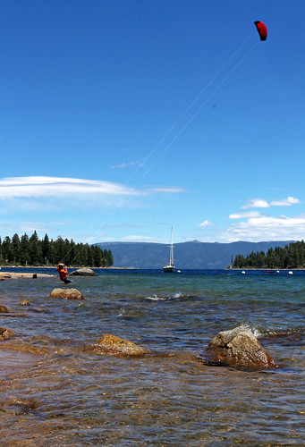 Expedition Lake Tahoe
