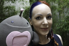 Jasmine joins the Lyka's Adventure Workshop (swissmixz) Tags: do thenewschool learndoshare
