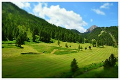 Golf Club Montgenèvre © Nicola Roggero (Nicola Roggero) Tags: mountain golf landscape nikon montgenevre monginevro theperfectphotographer highqualityimages d5300 ©nicolaroggero
