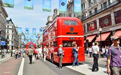 FRM1 KGY4D (PD3.) Tags: park street 6 bus london buses june museum for 22 1 circus year transport royal oxford routemaster regent 4d psv pcv tfl 2014 cavalcade frm aec kgy yotb frm1 kgy4d