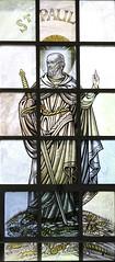 St Paul (Lawrence OP) Tags: catholic preacher centre saints stpaul chapel stainedglass sword dartmouth chaplaincy apostle