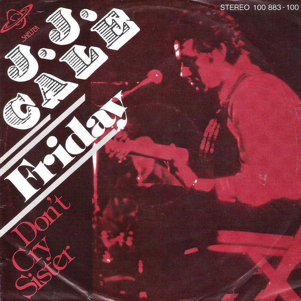 cale singles Rock schallplatten vinyl singles 70's 80's rock 45rpm records disques 45 tours dischi 45 giri skivor singoli auch für  cale, jj after midnight / crying eyes.