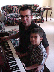 "Steven & son • <a style=""font-size:0.8em;"" href=""http://www.flickr.com/photos/42153737@N06/14573369995/"" target=""_blank"">View on Flickr</a>"