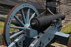 Gun (historygradguy (jobhunting)) Tags: ny newyork rome history metal upstate weapon cannon weaponry fortstanwix fortstanwixnationalmonument