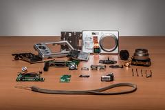 07. Juli - Was ist eigentlich so in einer Digitalkamera drin?