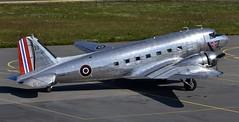 Dakota Norway DC-3 LN-WND, TRF ENTO Torp (Inger Bjørndal Foss) Tags: norway trf dc3 torp ento lnwnd dakotanorway