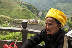 selling rice (ssarina124) Tags: china rice terrace guilin cina riso longsheng risaie terrazze ssarina124