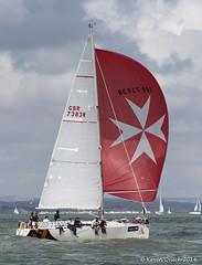 Cowes Week 2014 (leightonian) Tags: uk island boat sailing unitedkingdom yacht isleofwight solent isle cowes wight cowesweek iow bluesail
