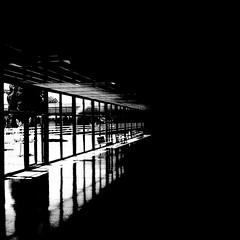 Little Light Left: The inner courtyard