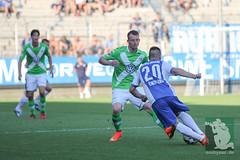 "Vorbereitungsspiel Vfl Bochum vs. Vfl Wolfsburg • <a style=""font-size:0.8em;"" href=""http://www.flickr.com/photos/64442770@N03/14706581353/"" target=""_blank"">View on Flickr</a>"