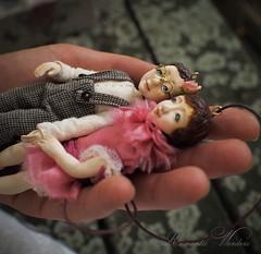 Romantic Wonders 77 (romantic wonders) Tags: flowers boy art girl doll mini romantic accessories laces wonders