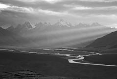 Zanskar Valley from Stongdey Monastery, India (Chris Hooton) Tags: zanskar