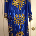 "Blue Haggala bellydance dress <a style=""margin-left:10px; font-size:0.8em;"" href=""http://www.flickr.com/photos/51408849@N03/14784035393/"" target=""_blank"">@flickr</a>"