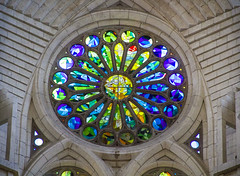 Stained Glass 5 SF Barcelona (Kobi W.) Tags: ocean park street new old city uk trip travel family flowers autumn trees winter light sunset red sea summer vacation portrait england sky people urban bw food sun white lake holiday snow chicago black paris france color berlin green london art fall love beach nature water car birds animals bike yellow rock architecture kids night clouds canon river garden landscape fun photography scotland photo spring europe day photos live blackandwhiteblue