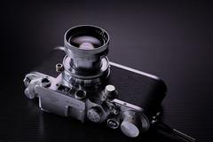 leica lllc + canon serenar 50mm1.9 small (voix90x) Tags: leica canon 50mm serenar f19 lllc