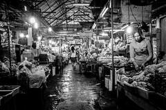 Night Market | Bangkok 2016 (Johnragai-Moment Catcher) Tags: people photography blackwhite blackandwhite bangkokstreet street streetphotography thailand johnragai johnragaiphotos johnragaistreet johnragaibw